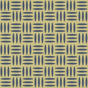 Weave - Denim, Straw