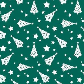 White_Christmas_Trees
