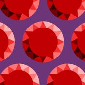 Ruby - Purple