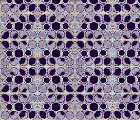 Hatched Eclipse fabric by madartes on Spoonflower - custom fabric