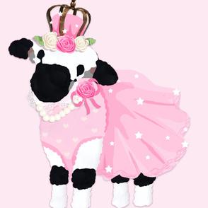 Princess Lily the Lamb
