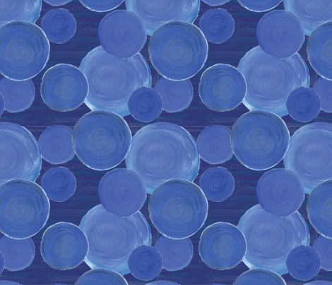 Moons fabric by diseminger on Spoonflower - custom fabric
