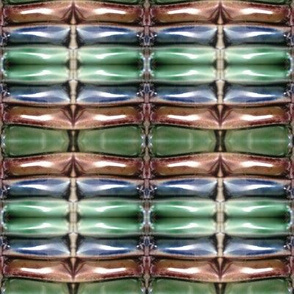 Pottery stripes