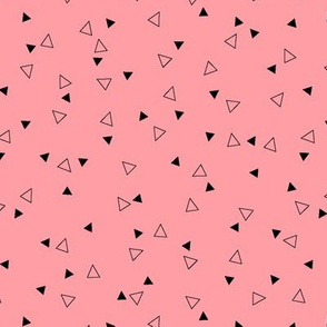 Triangle Coordinate (Pink)