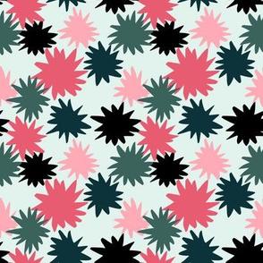 Star Bursts version 1