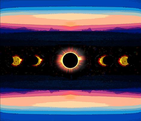 2017_Eclipse fabric by lizintn on Spoonflower - custom fabric