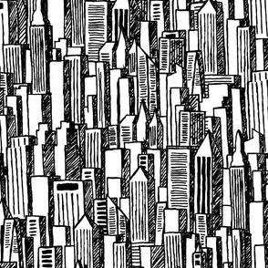 Metropolis Black & White