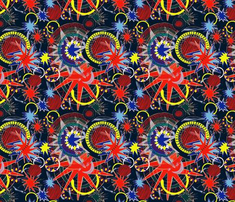 Galaxy_Burst fabric by annie_v_designs on Spoonflower - custom fabric