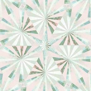 Snowflake - rose