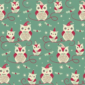 Holiday_Owl_Quartet_