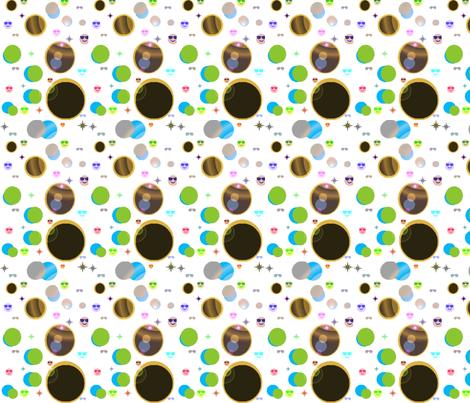 floclipsed fabric by seska_ on Spoonflower - custom fabric