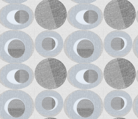 moonlite fabric by abstracthands on Spoonflower - custom fabric