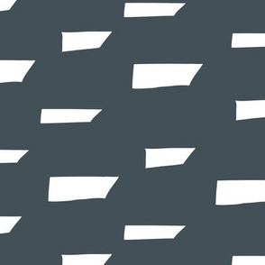 Grey geometric abstract pattern
