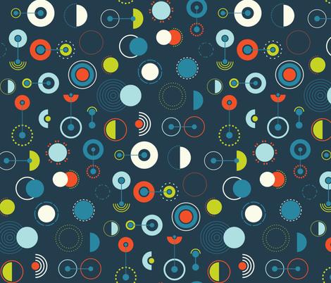 APPLIED MATHMATICS fabric by katerhees on Spoonflower - custom fabric