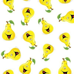 laughing pears
