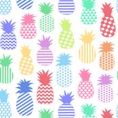 Pastel Pineapples