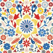 Swedish-Folk-Floral