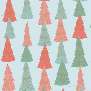 Pine Tree Lines