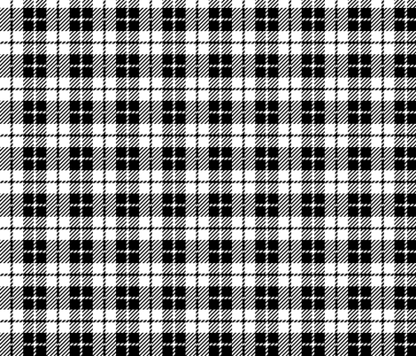 Plaid 26 fabric by northeighty on Spoonflower - custom fabric