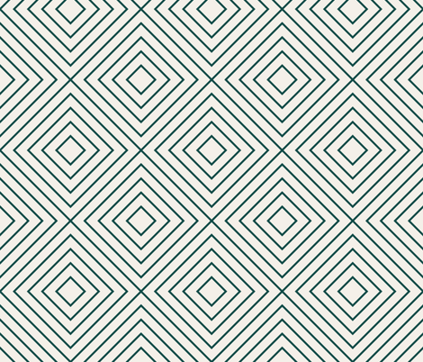 LINE_DIAMOND_TILE_MARINE_LIGHT fabric by holli_zollinger on Spoonflower - custom fabric