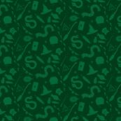 House Pride | Green Snake | Smaller