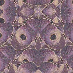 Dusky Limited Palette Kaeldioscope Print