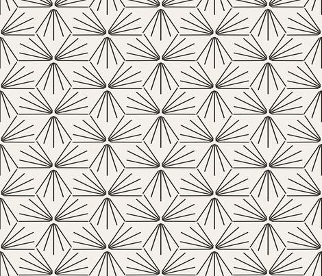 SUN_TILE fabric by holli_zollinger on Spoonflower - custom fabric