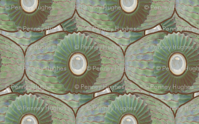 Celadon Ornamental Mitosis