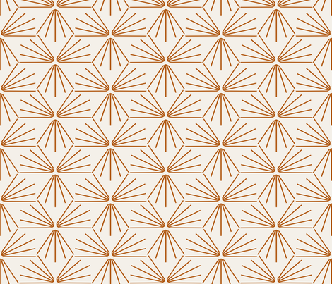 SUN_TILE_SANDSTONE fabric by holli_zollinger on Spoonflower - custom fabric