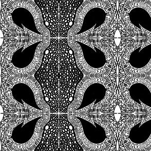 Black & White Hyperlink