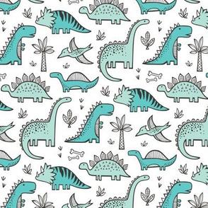 Dinosaurs Smaller