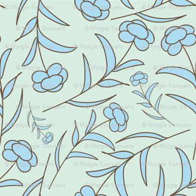 meadow mint little buds