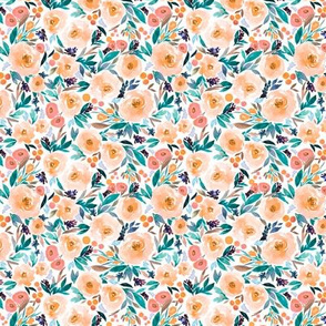 Indy bloom Design Orange Berry Blossom A
