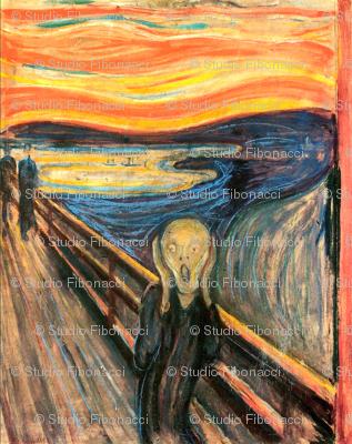 Munch - The Scream (1893) - 9 in