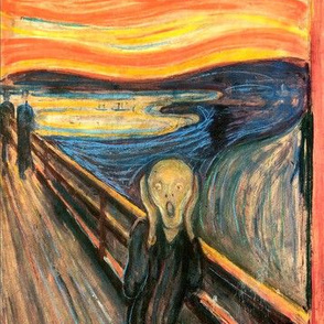 Munch - The Scream (1893) - 9 in