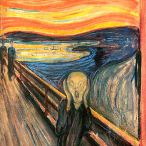 Munch - The Scream (1893) - 36 in