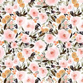 Indy bloom Design Blush Blossom Black