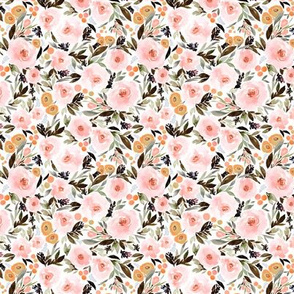 Indy bloom Design Blush Blossom Black A