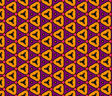 psychedelic_designs_193 fabric by southernfabricdiva on Spoonflower - custom fabric