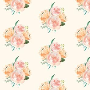 Bloom on Cream