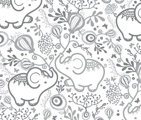 Rrrelephants_flowers_seamless_pattern_recolor_sf_grey_white_shop_preview