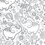 Rrrelephants_flowers_seamless_pattern_recolor_sf_grey_white_shop_thumb