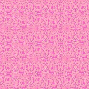Rosy hydrangeas