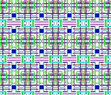 geometricdotsSM fabric by creativespaces on Spoonflower - custom fabric