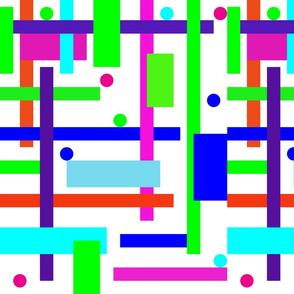 Geometric dots lg