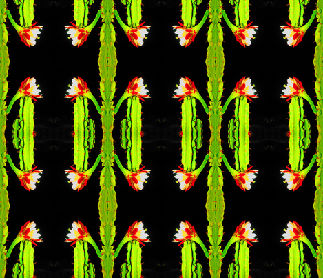 SaturatedCactus fabric by creativespaces on Spoonflower - custom fabric