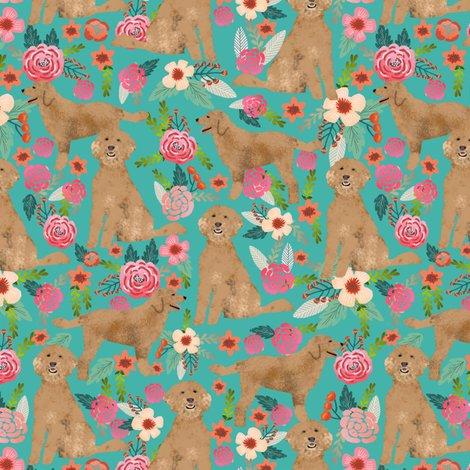 Rgolden_doodle_floral_turq_shop_preview