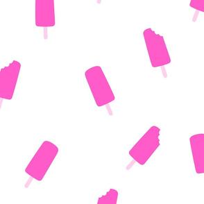 ice pop pink big