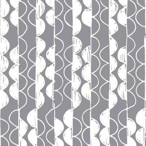Modern Shift - Midtone Grey