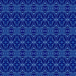 Indigo Alternating Bands
